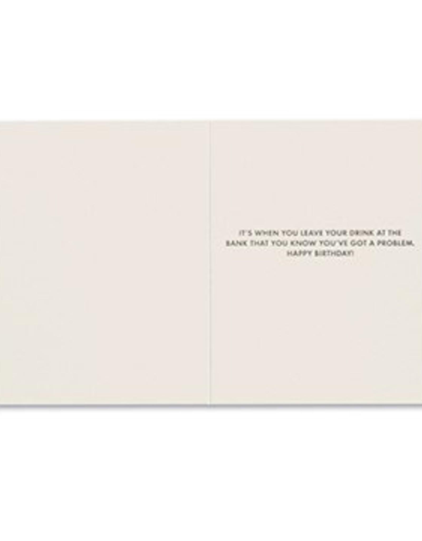 Frank & Funny Birthday Card- 5059