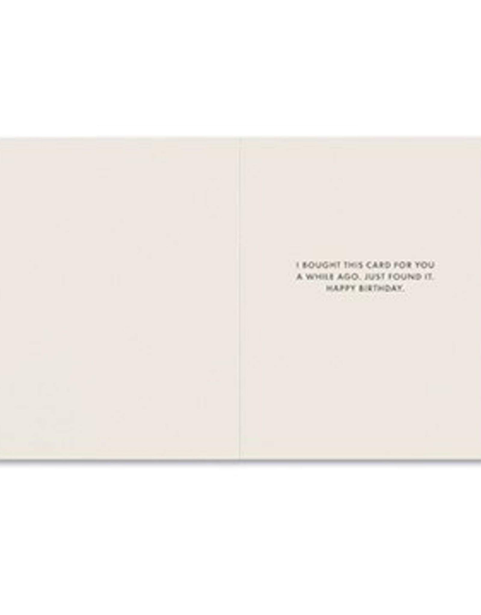 Frank & Funny Birthday Card- 5077