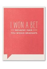 Frank & Funny Graduation- 5134