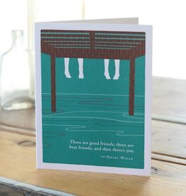 Love & Friendship Card- 4460