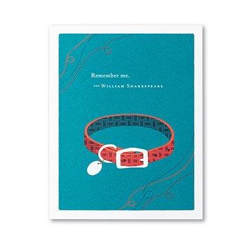 Pet Sympathy Card- 5266