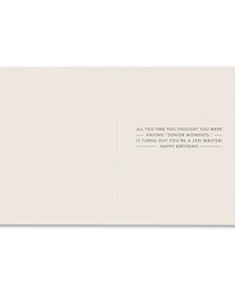 Frank & Funny Birthday Card- 4722