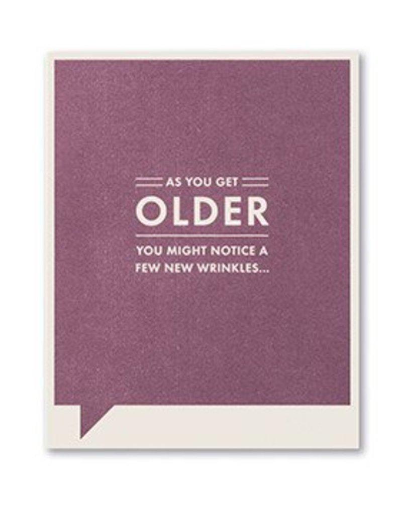 Frank & Funny Birthday Card- 5136