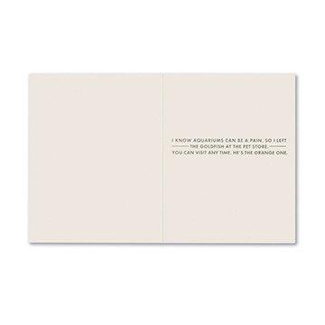Frank & Funny Birthday Card- 4734
