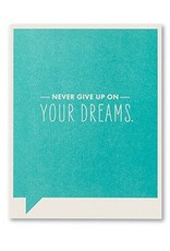 Frank & Funny Encouragement Card- 4762