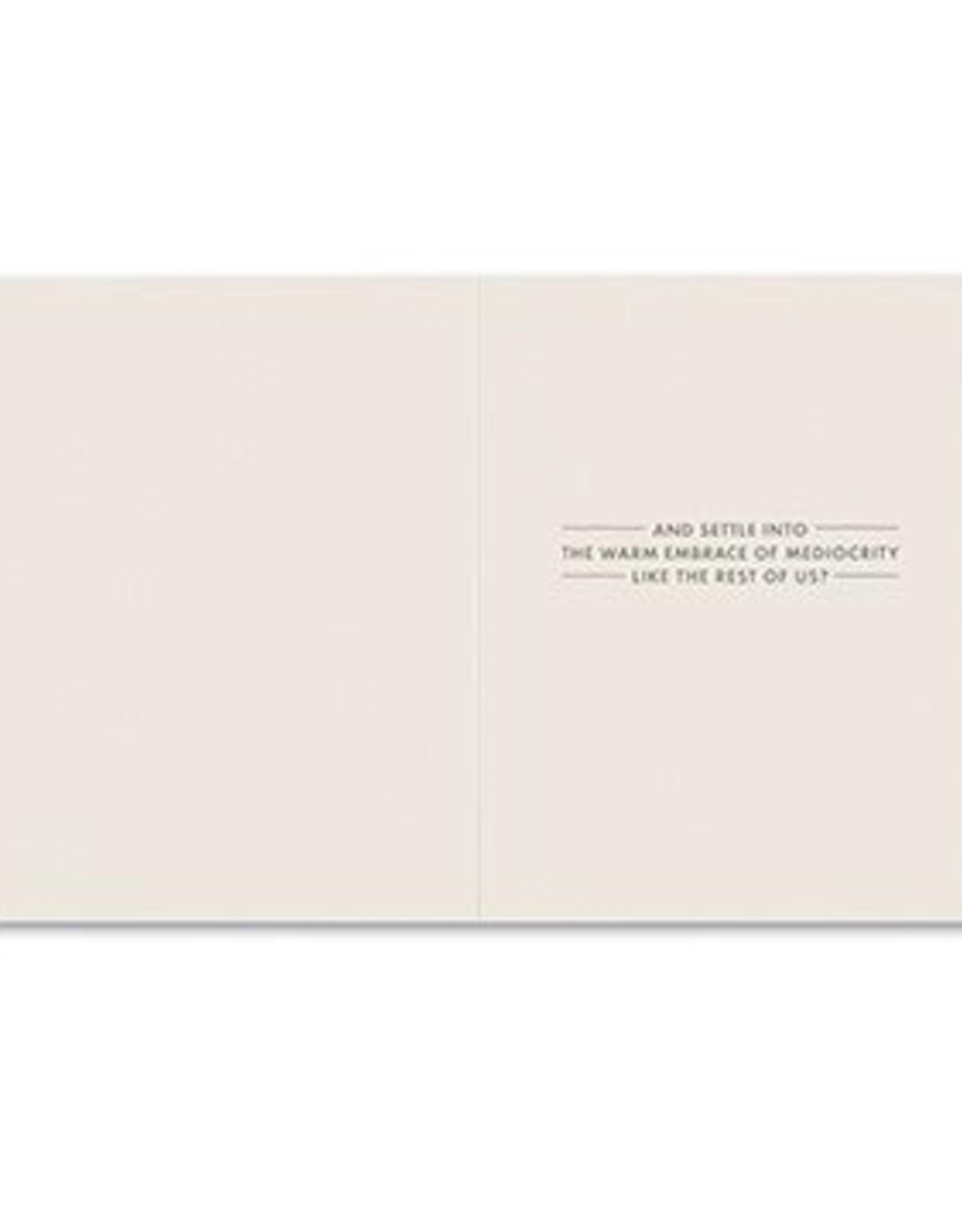 Frank & Funny Congratulations Card- 4717