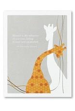 Love & Friendship Card- 2704