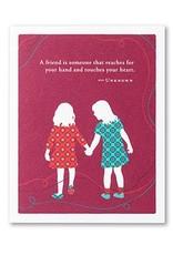Love & Friendship Card- 5144