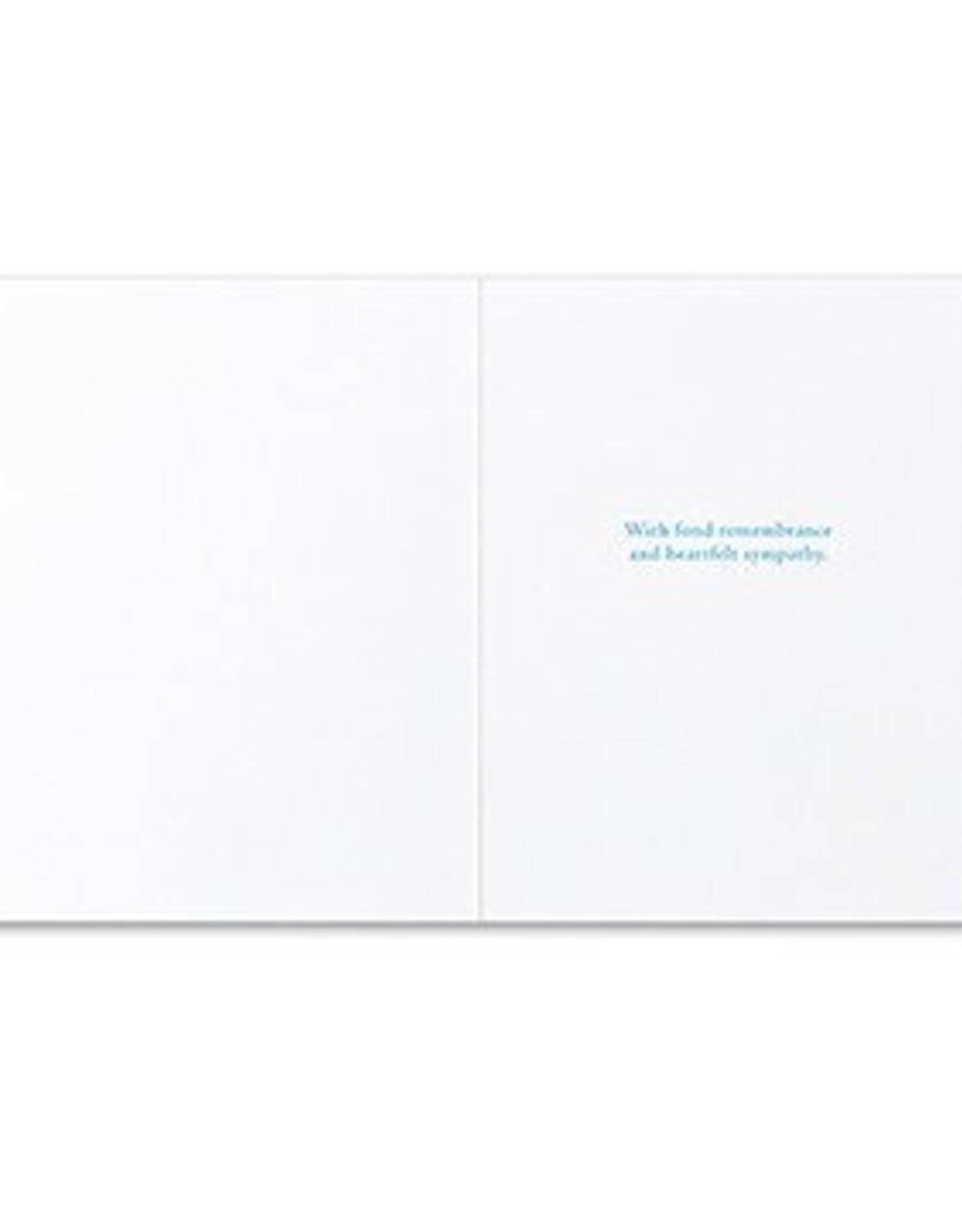 Sympathy Card- 5037
