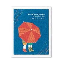 Love & Friendship Card- 5748