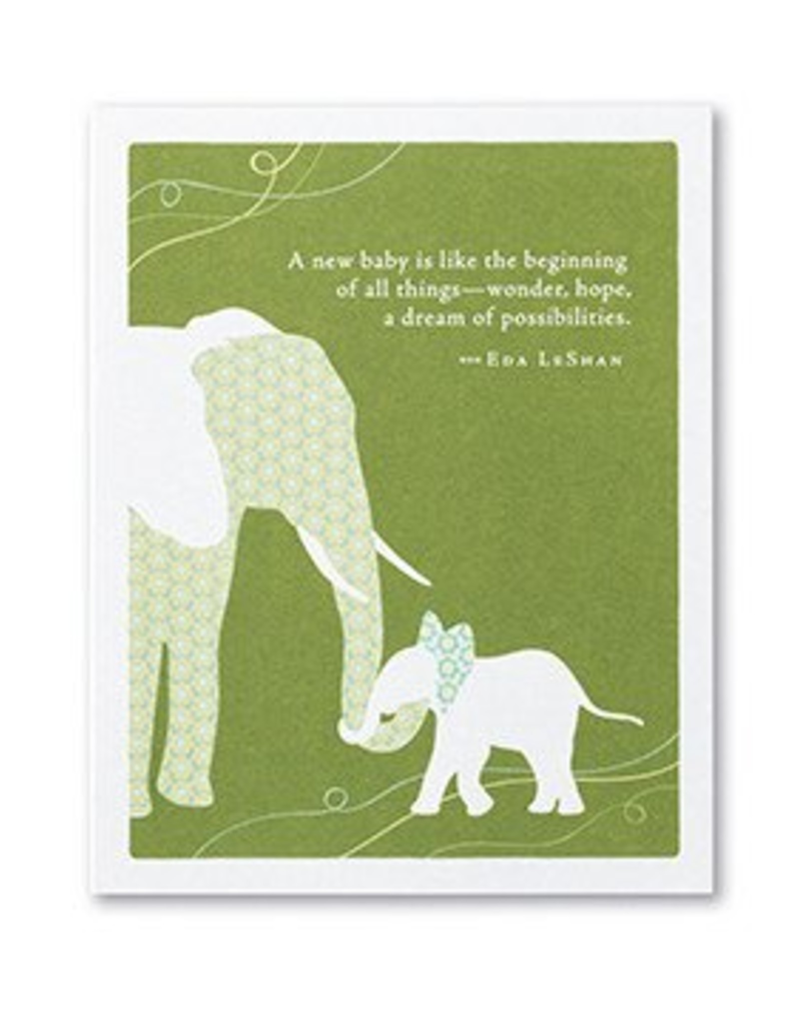 New Baby Card- 5751