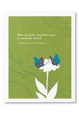 Sympathy Card- 5909