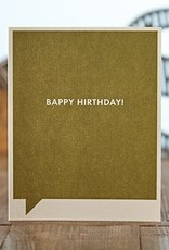 Frank & Funny Birthday Card- 5775