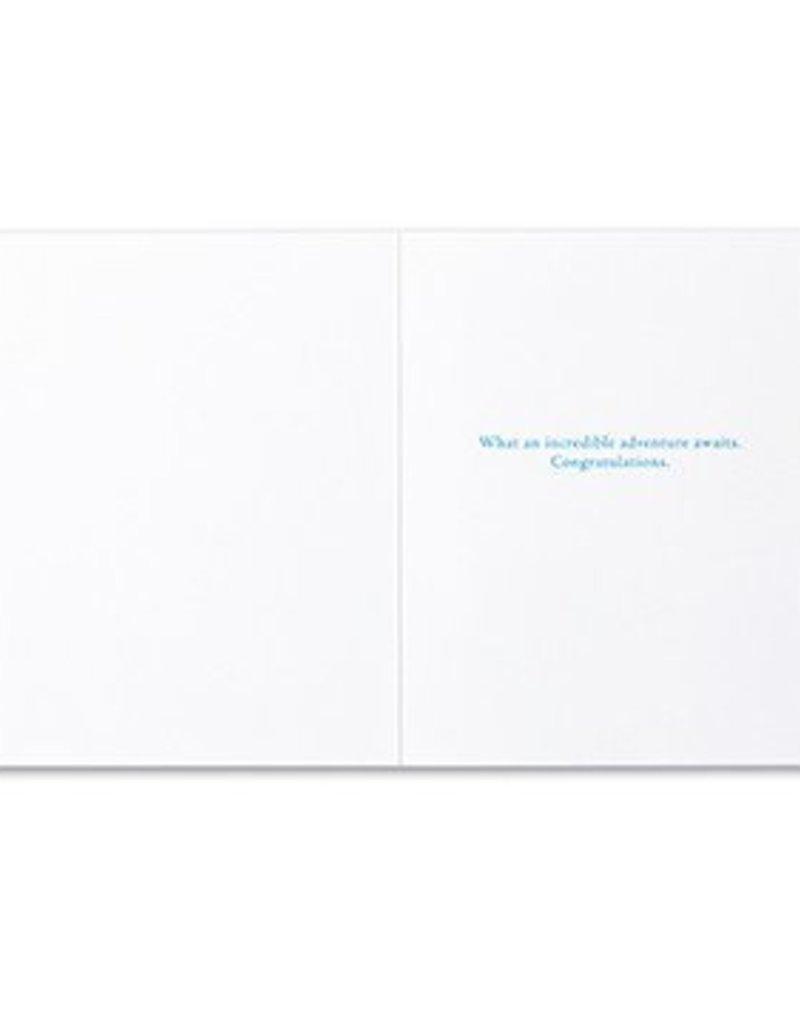 Graduation/Congratulation Card- 6138