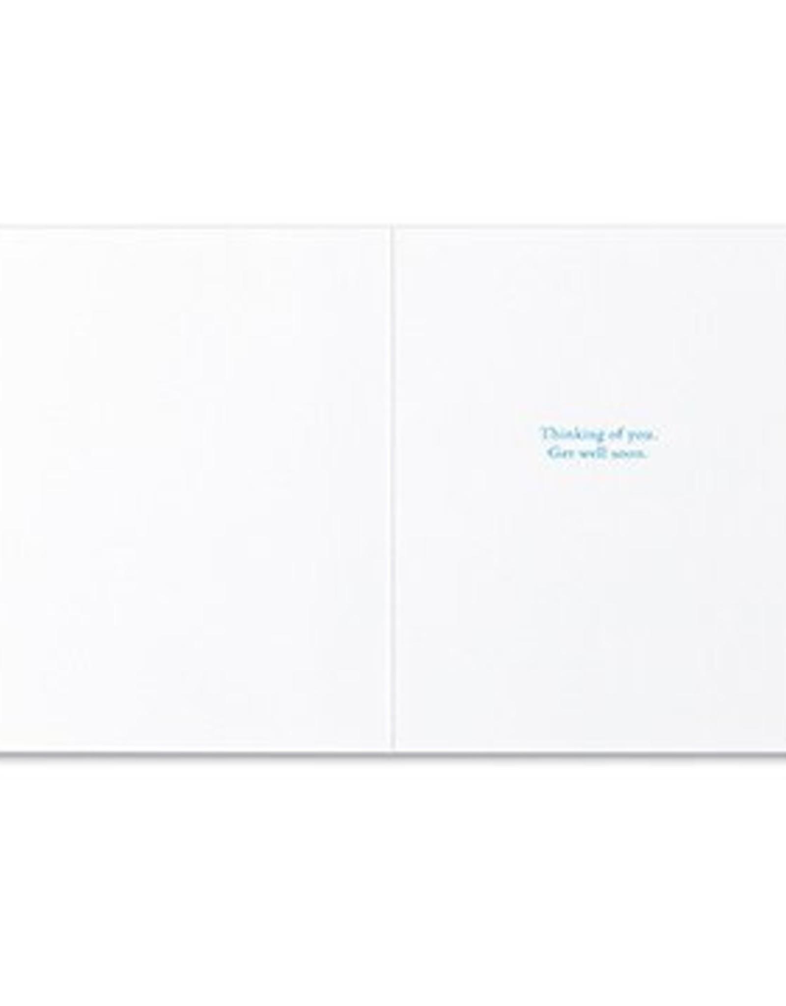 Get Well Card- 6137