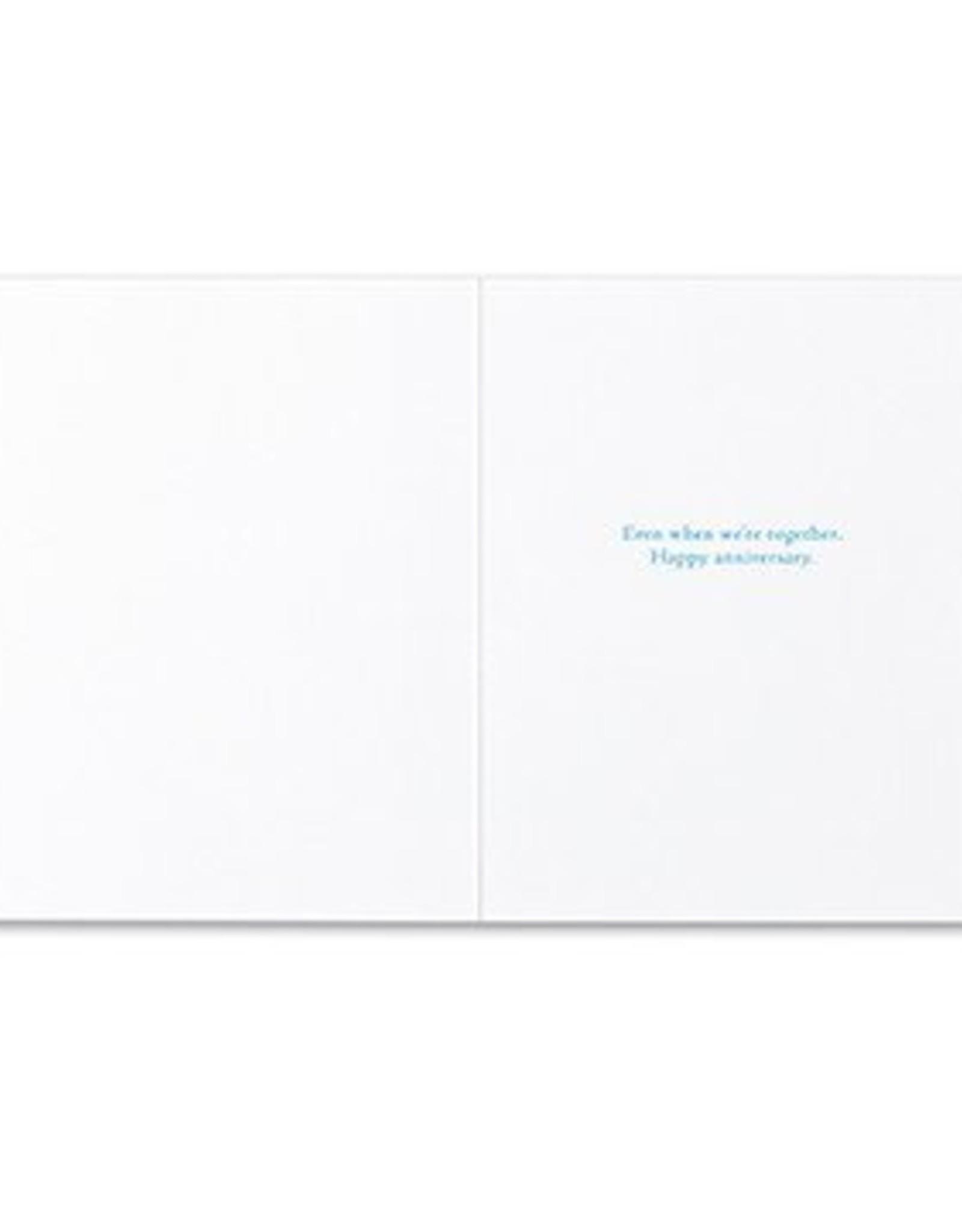 Anniversary Card- 6361
