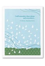Sympathy Card- 6359