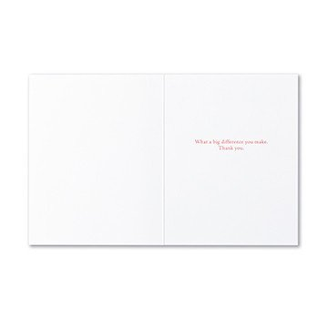 Appreciation Card- 6365