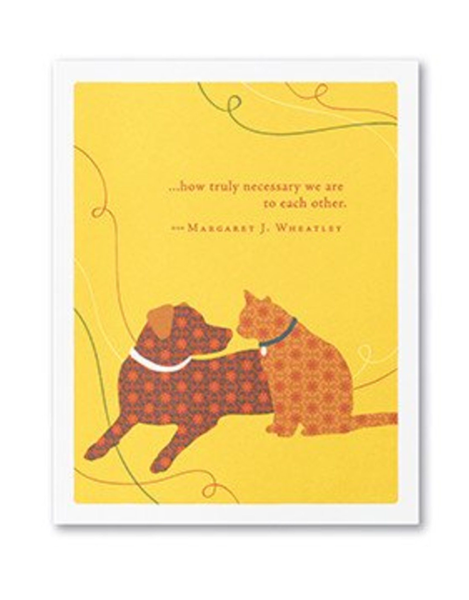 Love & Friendship Card- 6356