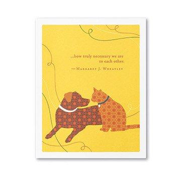 Love & Friendship Card- 6356