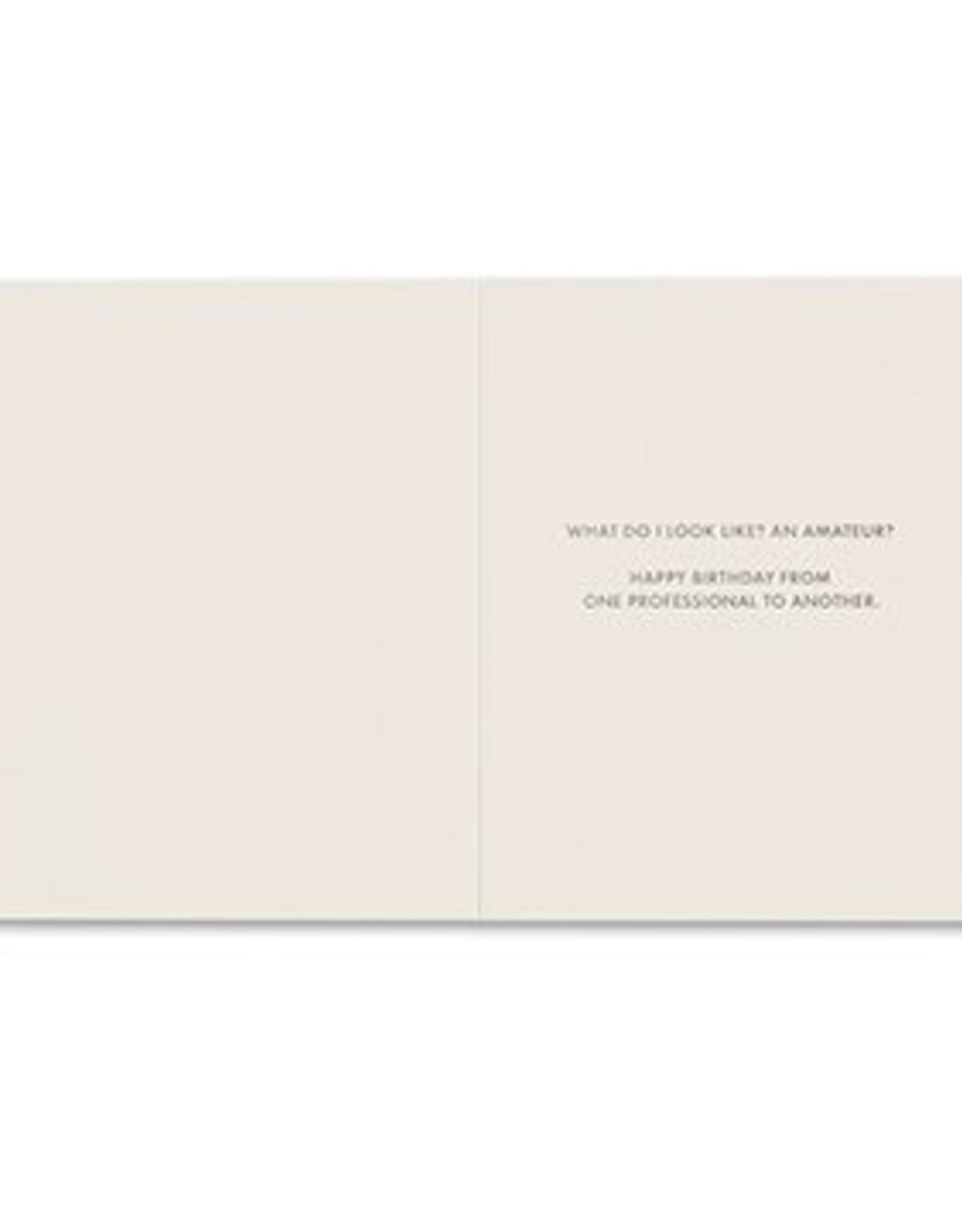 Frank & Funny Birthday Card- 6212