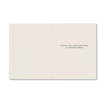 Frank & Funny Friendship Card- 5345