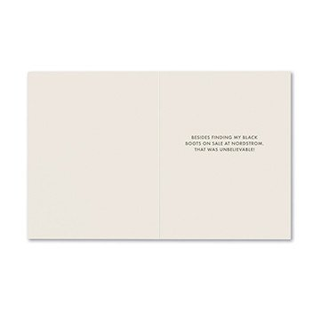 Frank & Funny Friendship Card- 5063