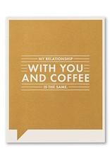 Frank & Funny Friendship Card- 6347