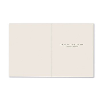 Frank & Funny Friendship Card- 6347