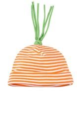 Carrot Beanie Hat, 0-3m