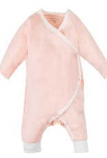 Side Tie Muslin- Light Peach