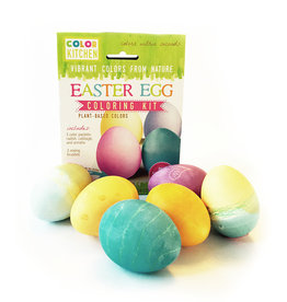 Color Kitchen Easter Egg Coloring Kit