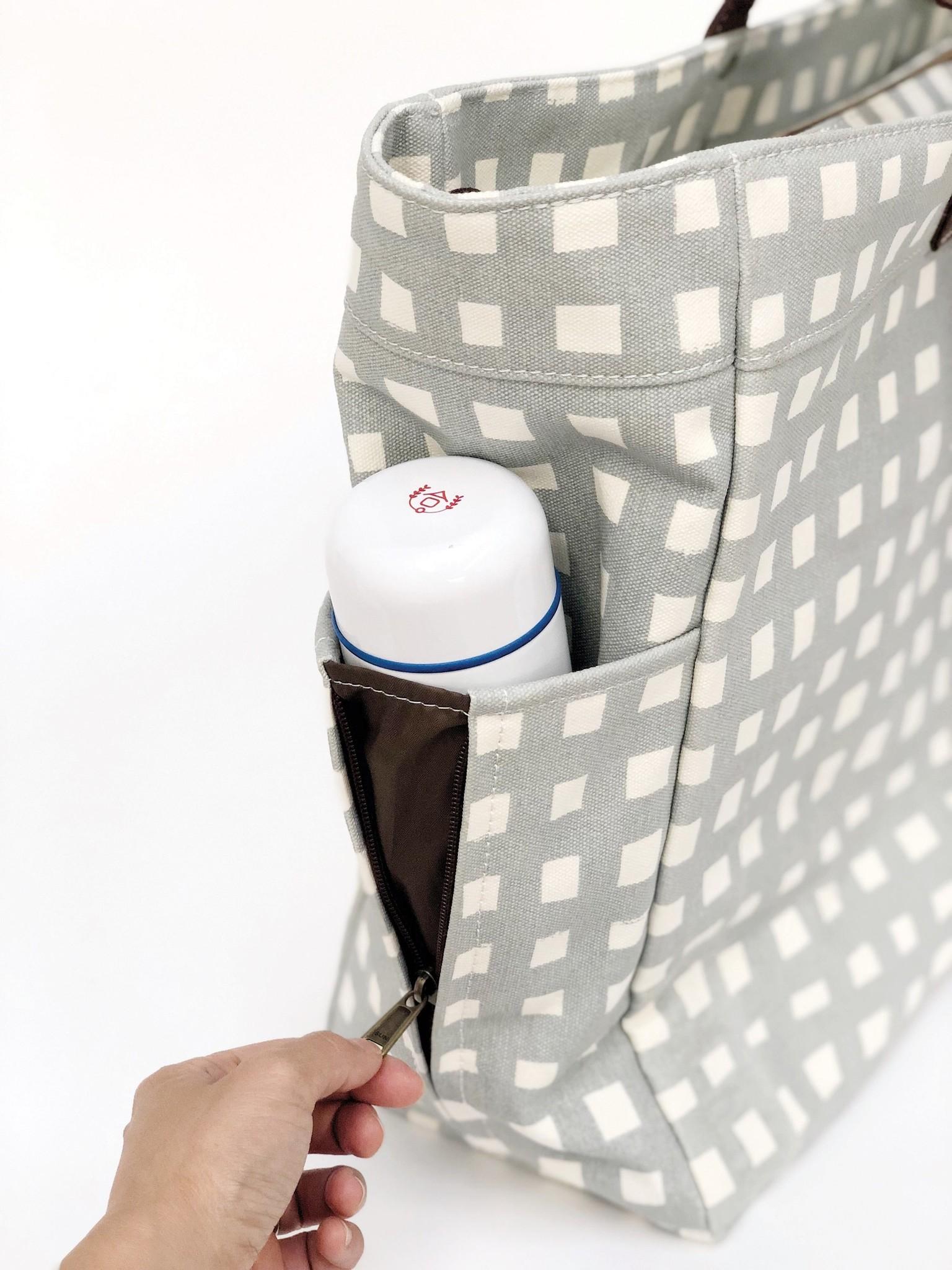 Maika Maika Carryall Tote Plus with Pockets