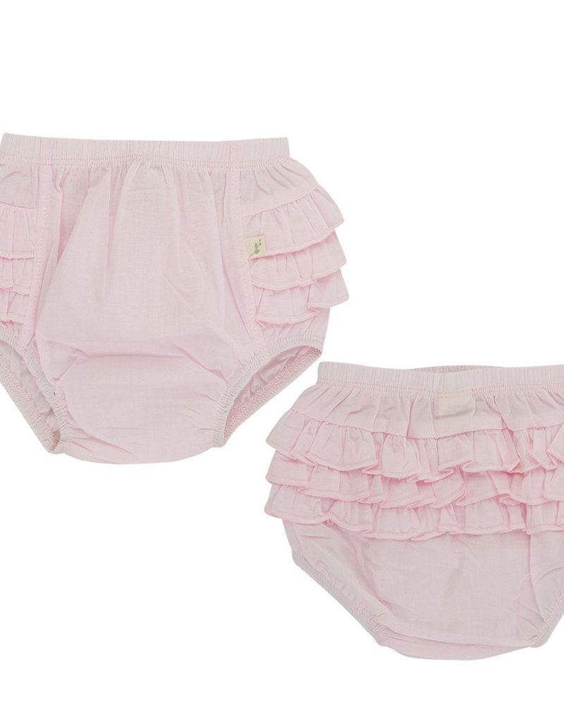 Tiny Twig Frill Bloomer- Pink