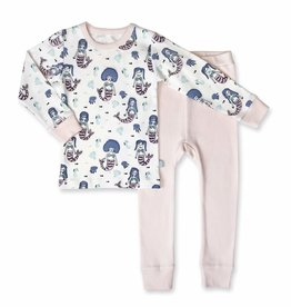 Finn & Emma Mermaid PJ Set