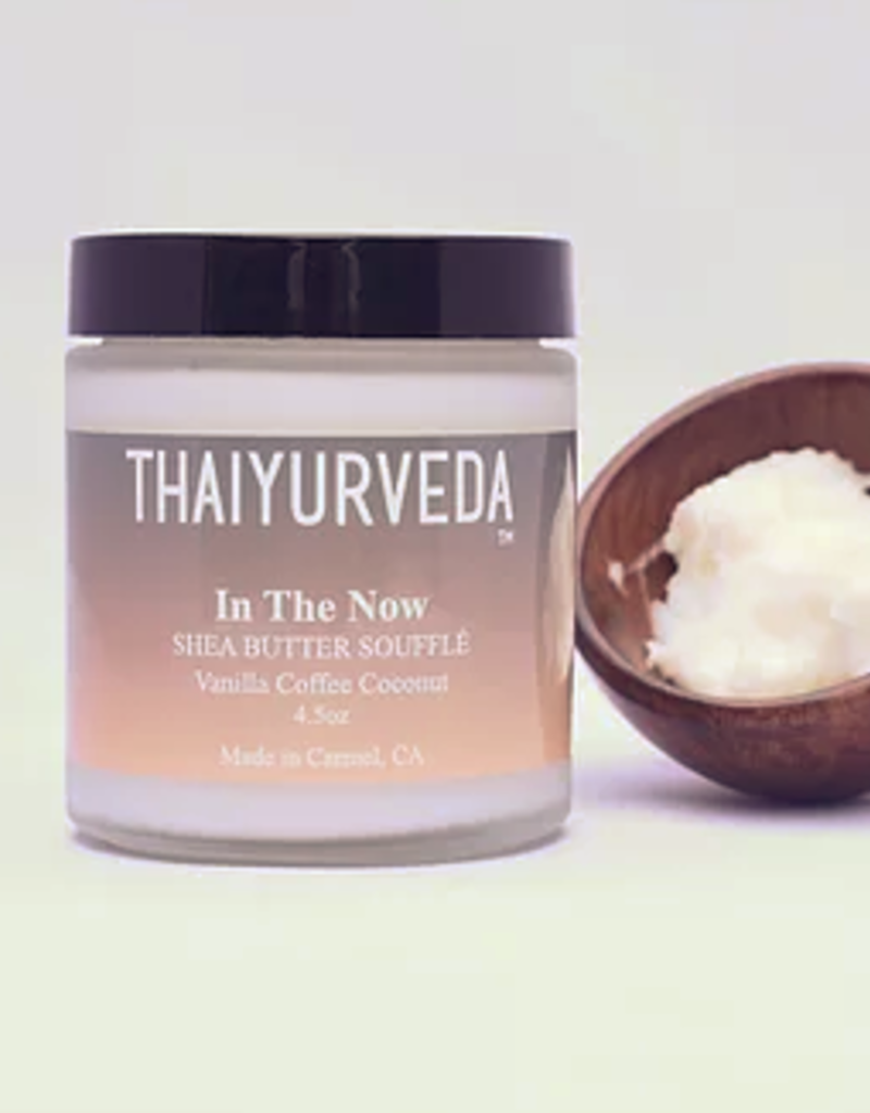 Thaiyurveda Thaiyurveda In the Now Shea Butter Souffle 4.5oz