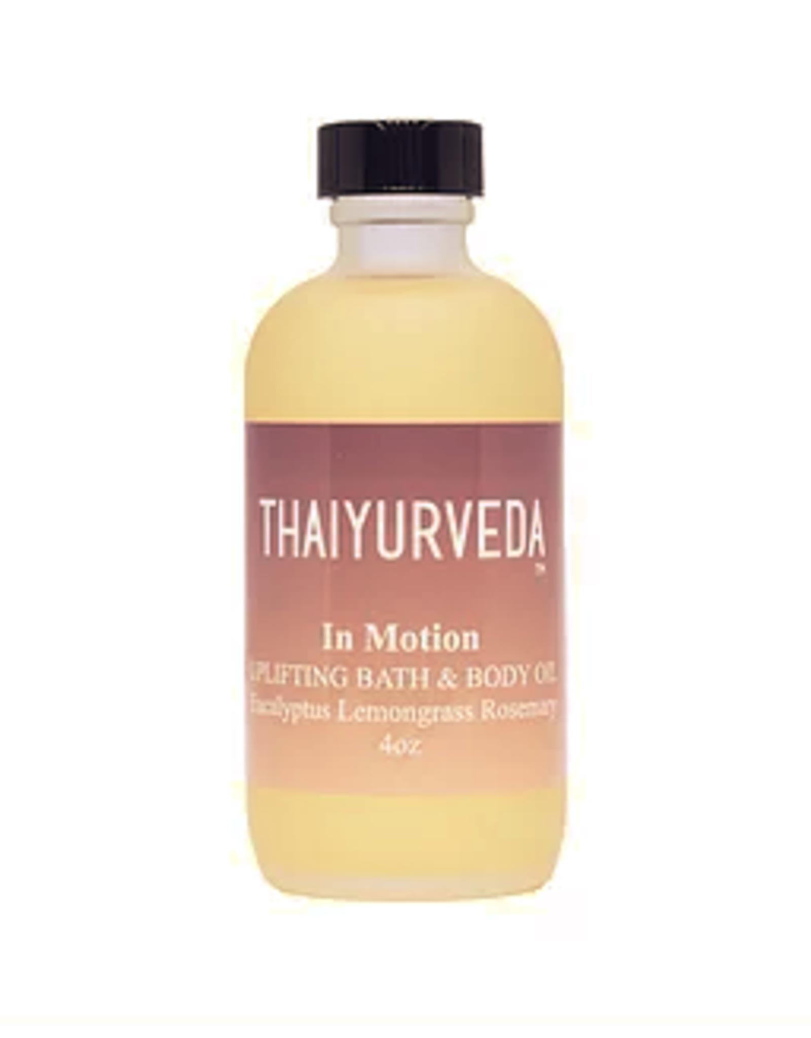 Thaiyurveda Thaiyurveda Body Oil 4oz