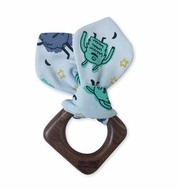 Finn & Emma Monster Teething Ring