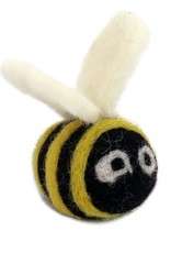 Friendsheep Wool Eco Wool Kitty Bee Toy