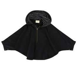 Turtledove London Black Cape