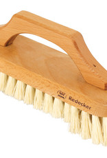 Redecker Scrub Brush with Handle