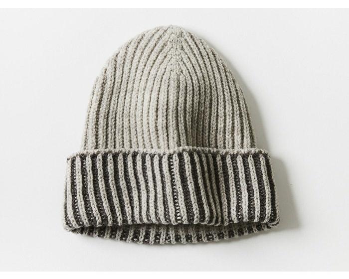 Organic Knit Beanie