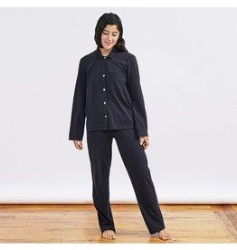 Solstice Pajama Set- Deep Graphite