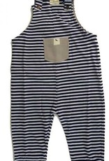 Turtledove London Humbug Stripe Dungaree