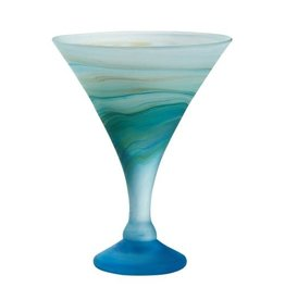 Icy Whirlpool Cocktail Glass