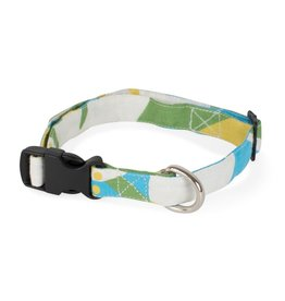 Fetching Fabric Dog Collar
