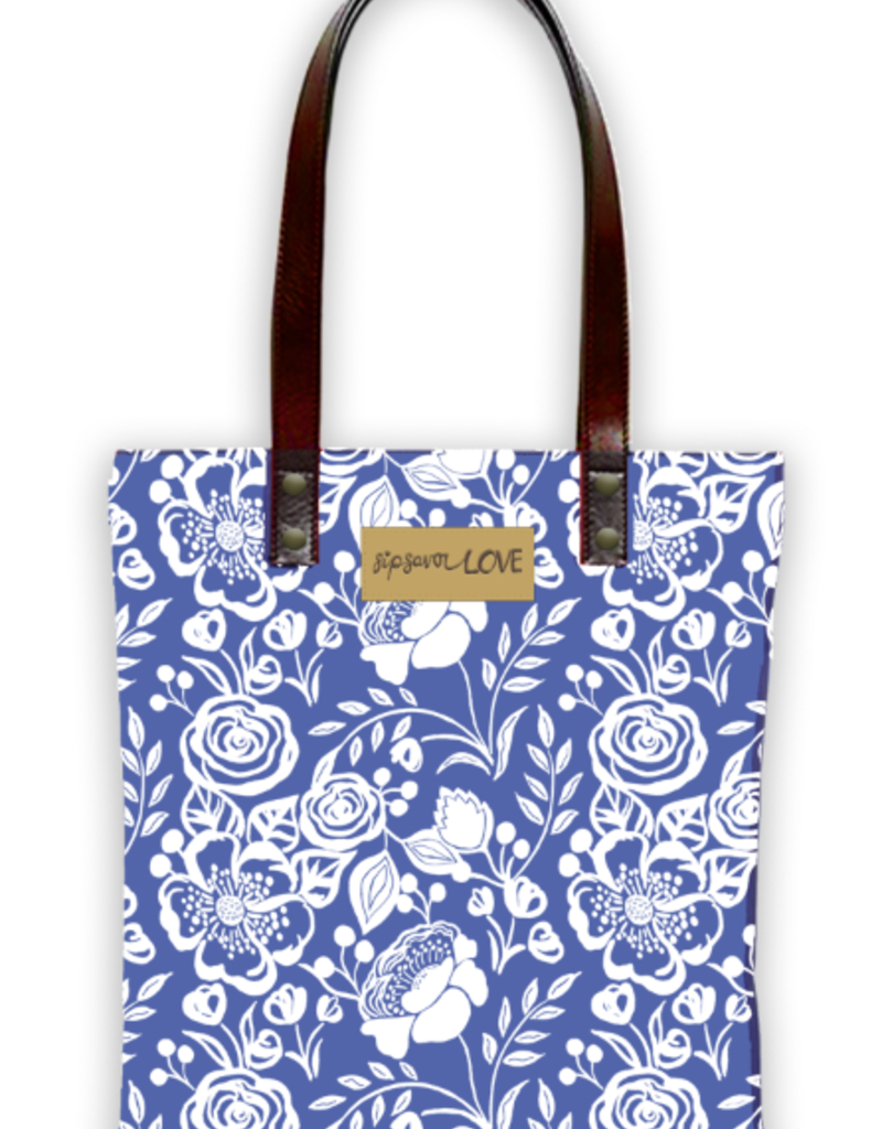 SIP Goods Bloom Tote Bag