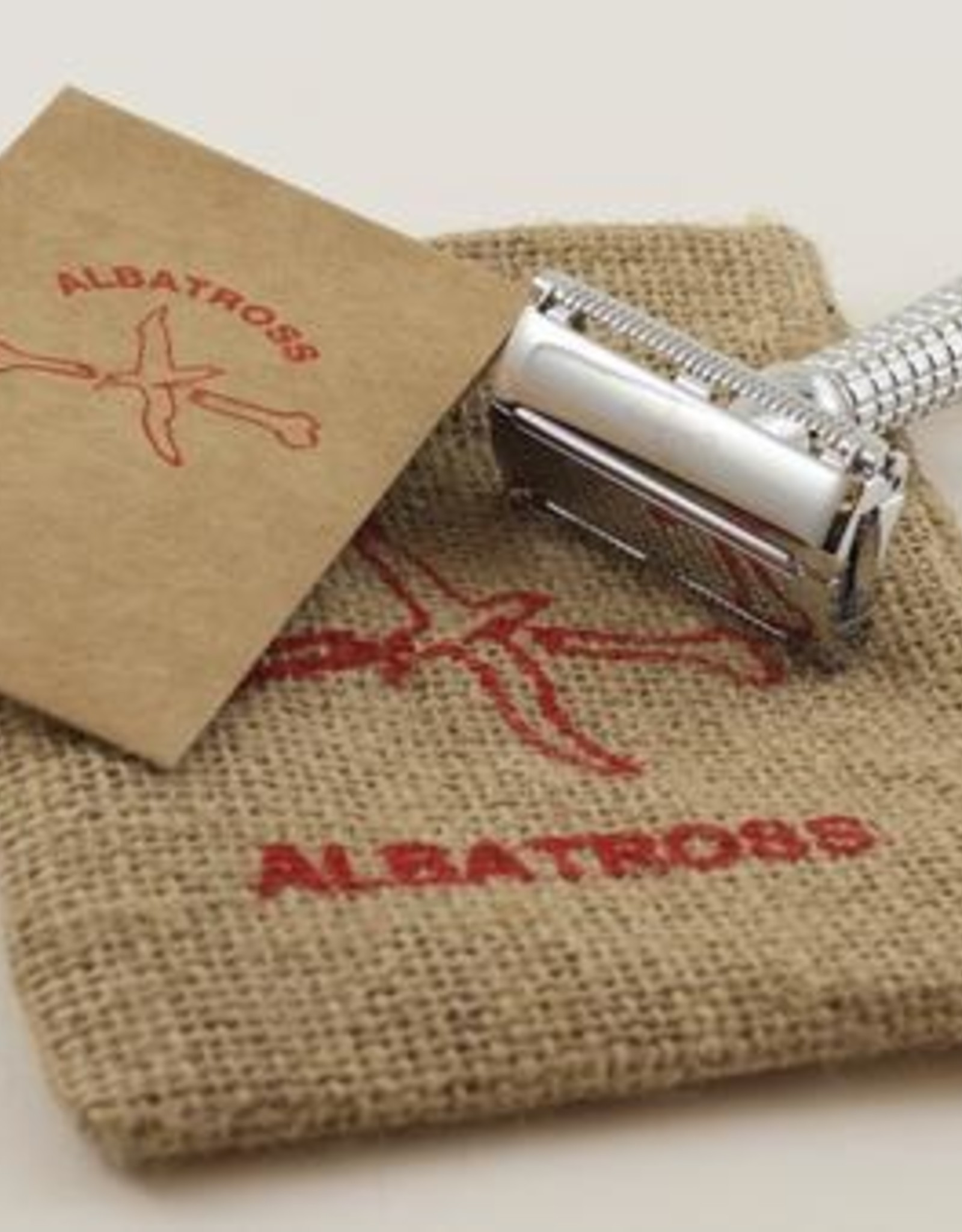 Albatross Extra Long Safety Razor- Butterfly