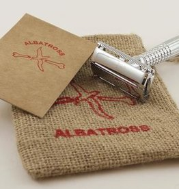 Albatross Extra Long Safety Razor- Butterfly