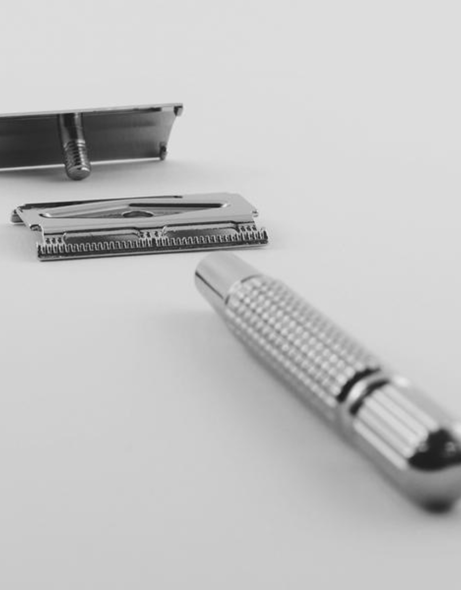 Albatross Safety Razor- 3 Piece